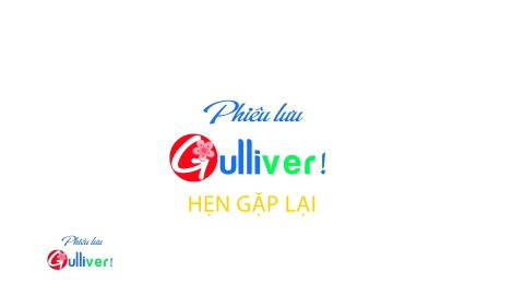 Phiêu lưu cùng Gulliver(ガリバー旅行)