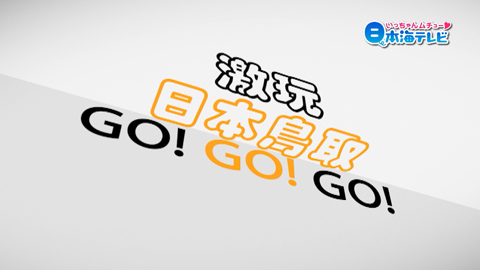 激玩日本鳥取 GO!GO!GO!