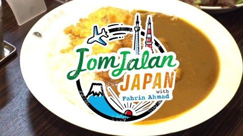 Jom Jalan JAPAN