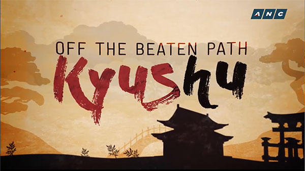 Off The Beaten Path : KYUSHU
