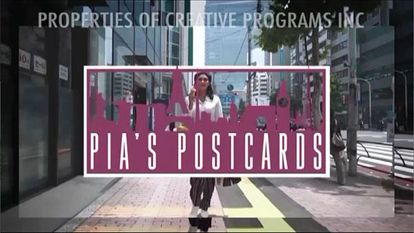 PIA'S POSTCARDS