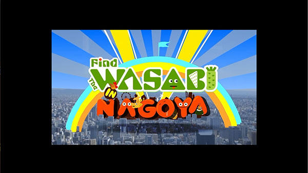 Find The WASABI in NAGOYA