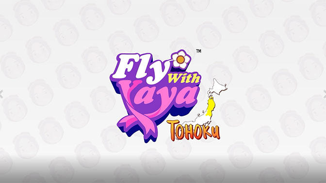 Fly With Yaya Tohoku / KenaliTohoku Japan